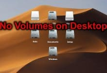 No-volumes-on-desktop