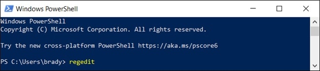 PowerShell-Command-prompt