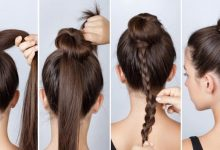 Photo of Fastest hair tie way