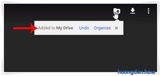 added-to-My-Drive