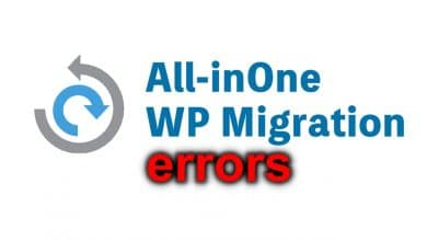 Photo of How to fix All-in-one WP Migration auto backup not working